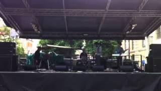 Jackson - Green Like July soundcheck (Padova, Macello)