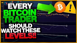 EVERY BITCOIN TRADER SHOULD WATCH THESE LEVELS (And Signals)