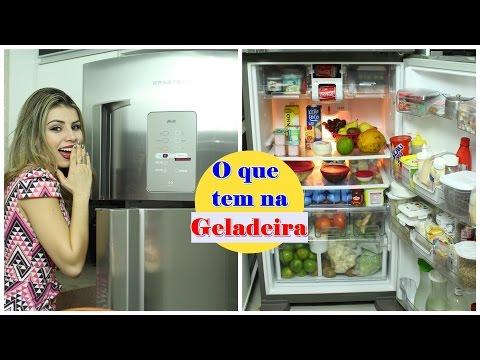 O que tem na Geladeira + Como Organizo | Paloma Soares