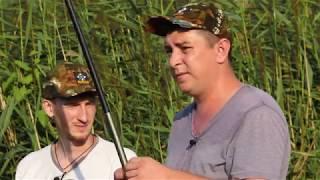 Рыбалка со звездой. 40 серия. Петя Бампер