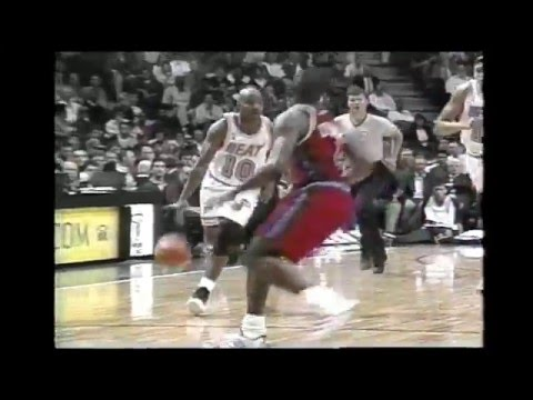 1995-96 - Top 10 - Courtside Countdown - NBA Action