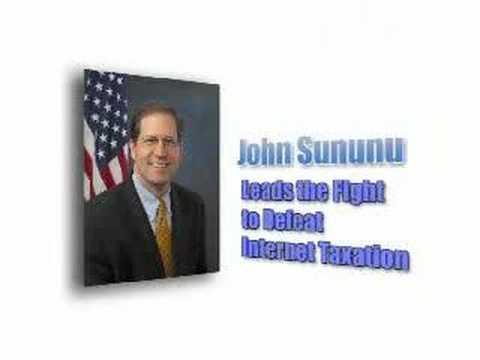 John Sununu (R-NH) Innovation