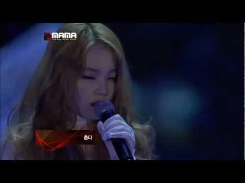 에픽하이(EPIK HIGH) - 춥다(It's Cold) feat. 이하이 + DON'T HATE ME : MAMA 2012