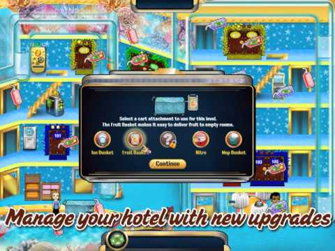 Hotel Dash: Lost Luxuries For IPad