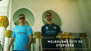 Melbourne City FC Abu Dhabi Stopover | Etihad Airways