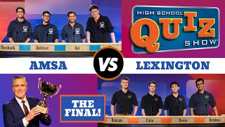 High School Quiz Show - The Championship: Advanced Math & Science vs. Lexington (715)