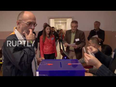 Montenegro: Polling stations open in Podgorica for parliamentary elections