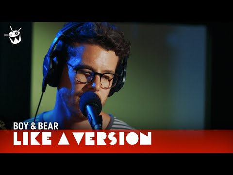 Boy & Bear - Limit of Love (live on triple j)