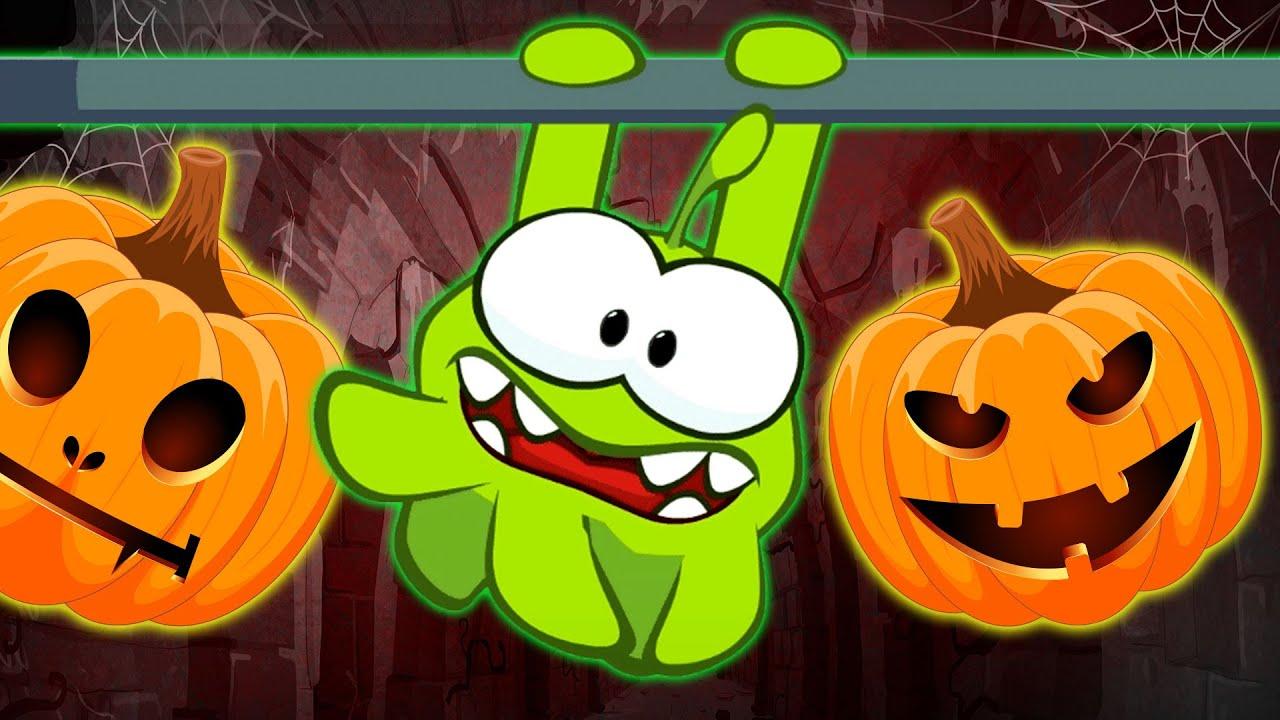 Kids Shows Club | Halloween Effect | Om Nom Stories | Spooky Cartoon for Kids
