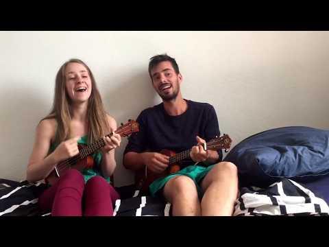 """""""Ojala"""" ukulele cover with Marine - Pink Martini"""