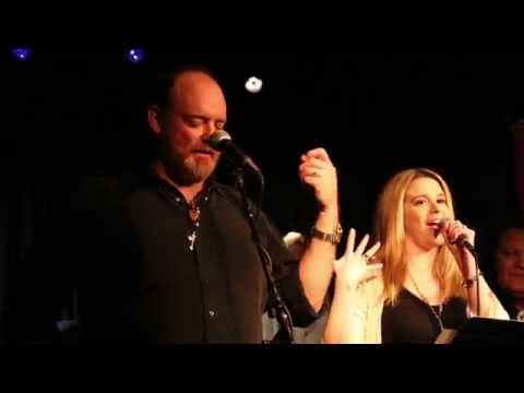 Ana Cristina and John Carter Cash perform