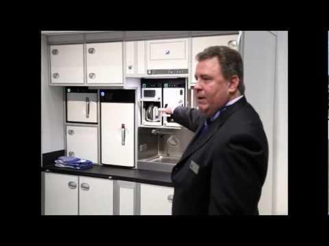 AIX 2012 - B/E Aerospace: Essence range of Galley Inserts