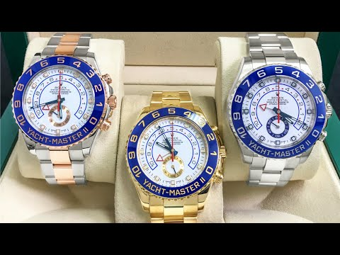 Rolex Yacht-Master II – Watch Review