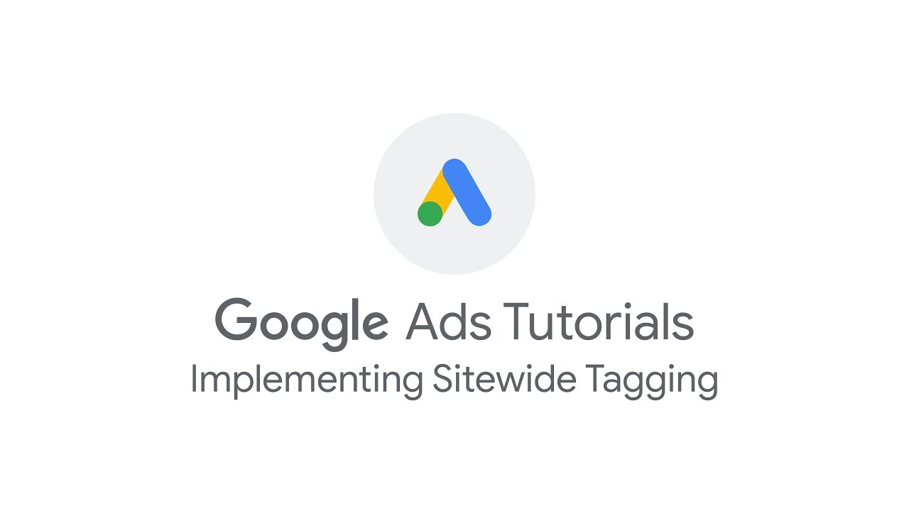 Implementing Sitewide Tagging