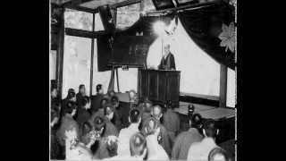 澤木興道・大阪高等師範学校の同窓会で講演、1964年6月22日