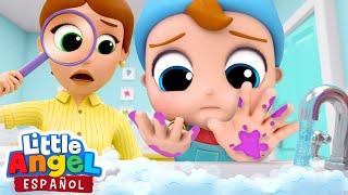 Lavarse las Manos 🙌 Canción Infantil | Bebé Juan en Español