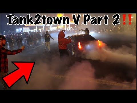 OAKLAND SIDESHOW!!(Tank2Town 2018) Part 2
