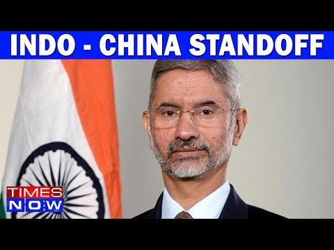Foreign Secretary Briefs MPs On Indo - China Standoff At Doklam Area