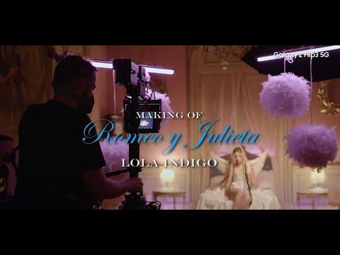 El Galaxy Z Flip 3 5G se cuela en el nuevo videoclip de Lola Índigo