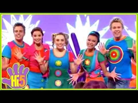 WOW! | Hi-5 - Season 13 Song of the Week | Kids Songs