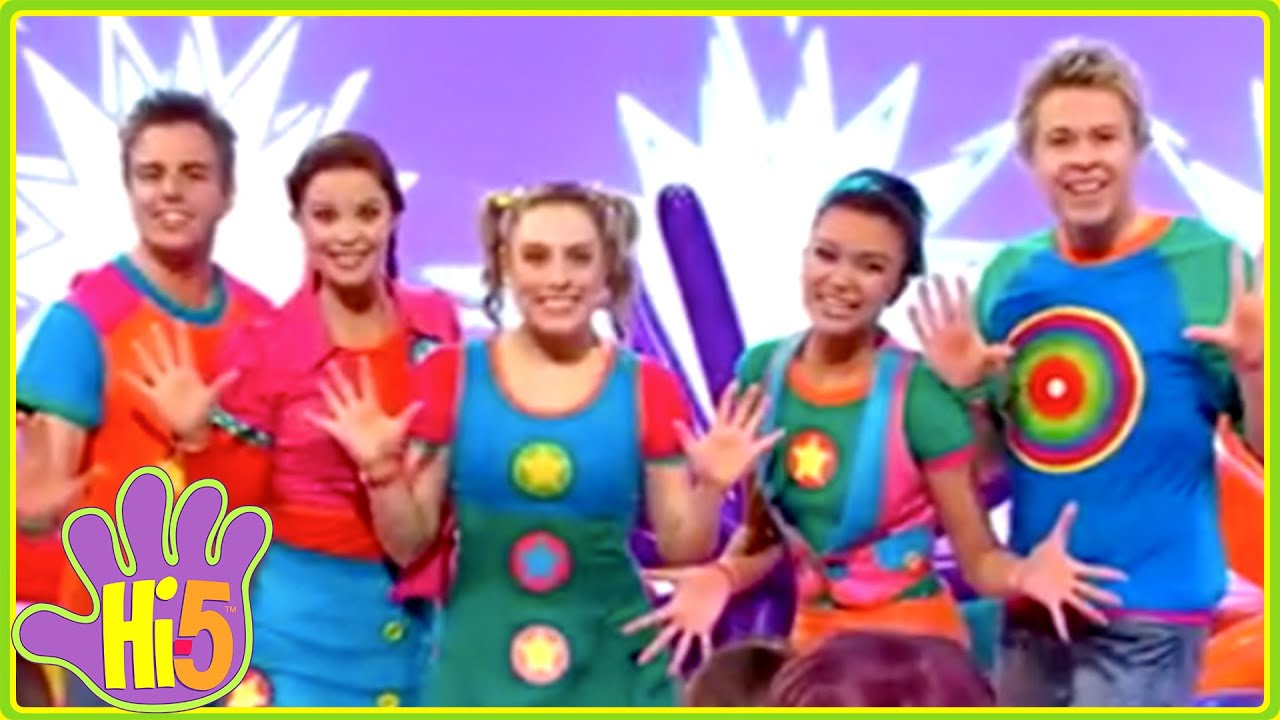Hi-5 - Season 13 Song Of The Week