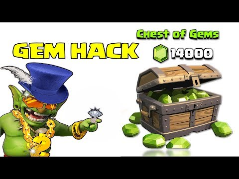 Clash of clans NEW UNLIMITED GEMS HACK  (April 2014)