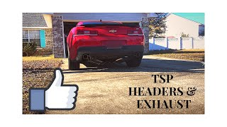 Texas Speed Headers and Exhaust