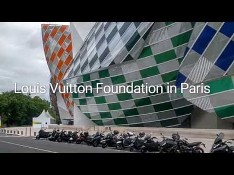 Louis Vuitton Foundation in Paris