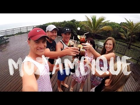 Gopro MoZambique Trip with Friends - 2017