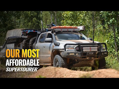 PX2 Ford Ranger Our Most AFFORDABLE Supertourer - PCOR SUPERTOUER™