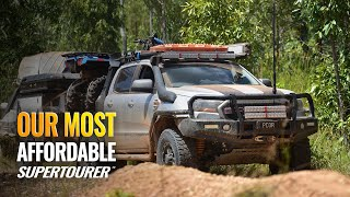 PCOR • Patriot Campers Off Road • PX2 Ford Ranger Supertourer™ Build Video