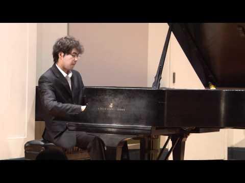 Пианист Азамат Сыдыков, Azamat Sydykov
