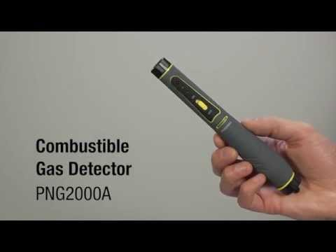 PNG2000A - COMBUSTIBLE GAS LEAK DETECTOR PEN