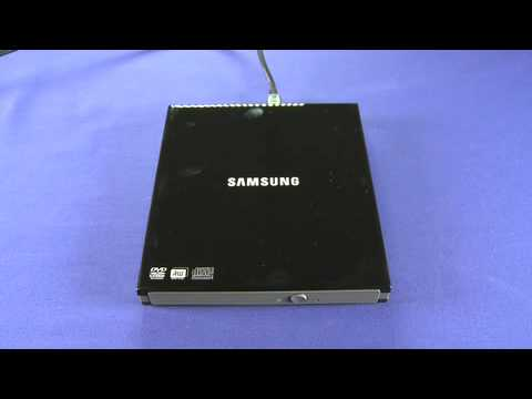 Samsung Slim External DVD Writer SE-S084B