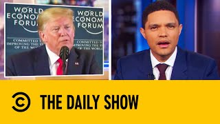 Trump 'Wishes' He Could Be At The Impeachment Trial | The Daily Show With Trevor Noah