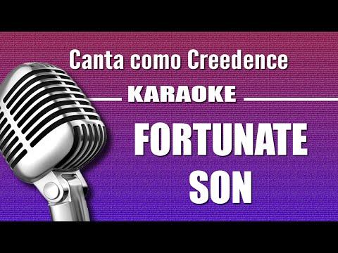 Creedence - Fortunate Son - Karaoke Vision