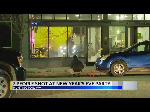 Seven People Shot In Huntington Bar During New Year's Eve Celebration