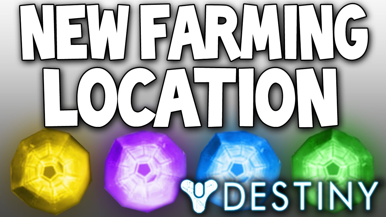 NEW After Patch Destiny LOOTING / FARMING - YouTube