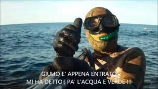 pescasub sottocosta   12 MARZO 2017 con mio figlio Giulio