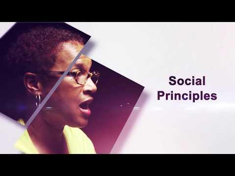United Methodist Beliefs: Social Principles