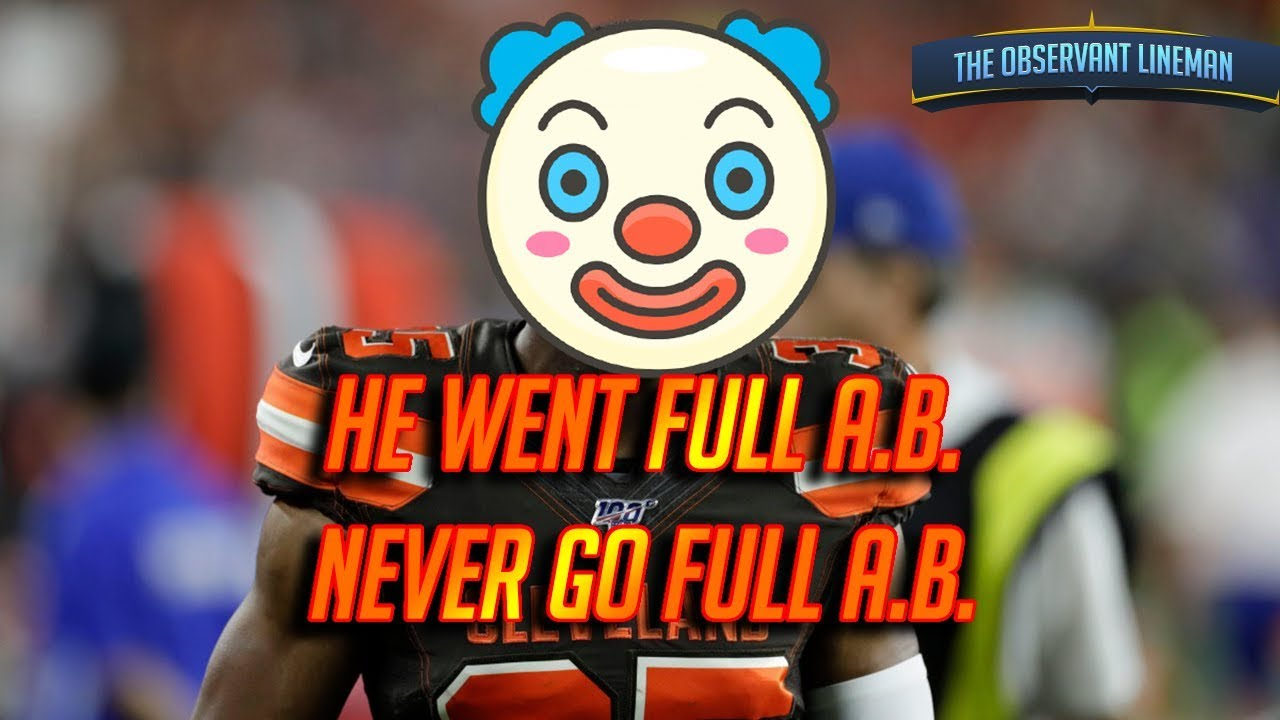 Cleveland Browns Waive Jermaine Whitehead After He Posts ...