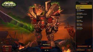 Bajheera - 7.2.5 Arms Warrior/Demon Hunter 3v3 w/ Smexxin & Venruki - WoW Legion PvP