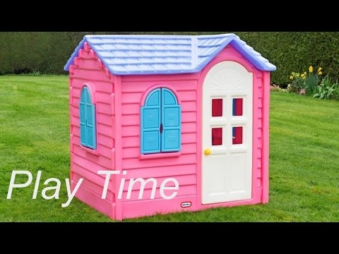 Little Tikes Playhouse Children Play And Cooking Pretend Thechildhoodlife