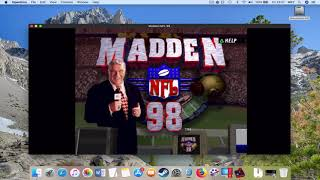 Download How To Install Madden Nfl 98 Psx Ps1 On Mac MP3, MKV, MP4