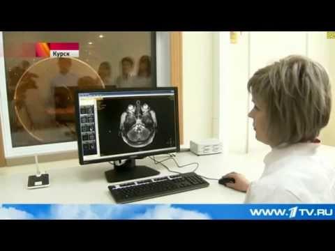 Новый онкологический центр в Курске
