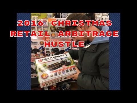 Retail Arbitrage Hustle For 2016 Christmas - Make $100 Per Day