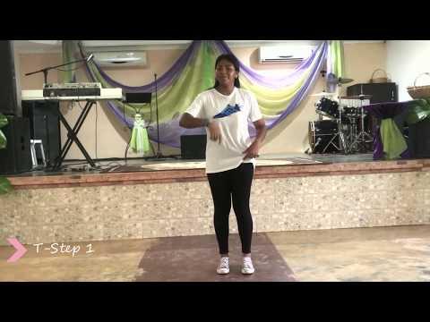 TUTORIAL | GAWVI - BROS FT MADIEL LARA | Coreografía Dance Ebenezer