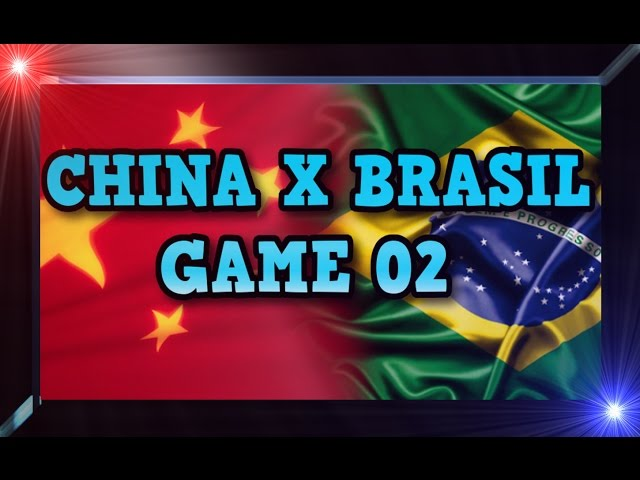 Age Of Empires 2 Hd Brasil X China Game 02 Best Of 7 Aoe2hd Gameplay Pt Br