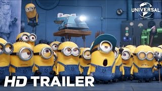 Mi Villano Favorito 3 - Trailer 2 (Universal Pictures) HD