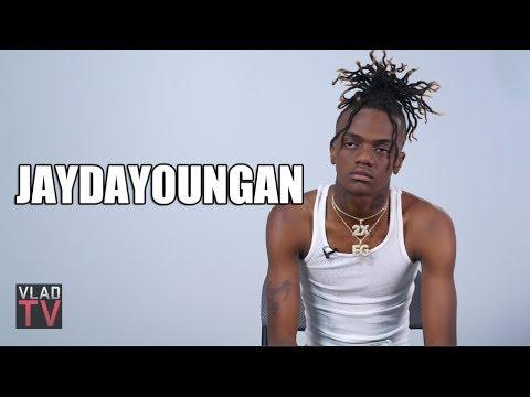 Jaydayoungan Explains The Lips Tattoo On His Neck Part 8 Youtube